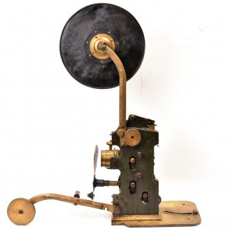 A Prestwich 35mm movie projector1898