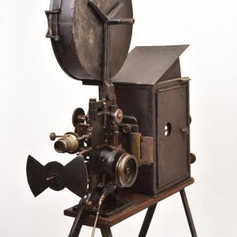 Projecteur de film 35 mm anglais