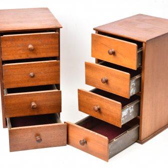 Petits meubles de rangement pour plaques 6×13 cm