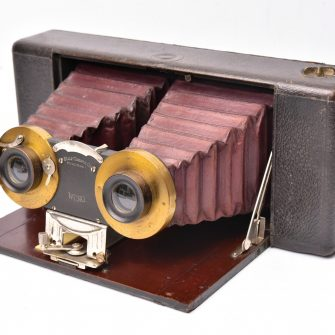 Blair Camera & C° Weno Stereoscopic Camera