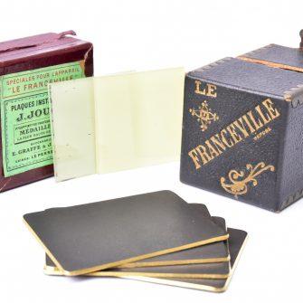 Le Franceville 1er modèle en carton