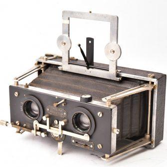 Isographe stéréoscopique 6×13 Lucien Baudry