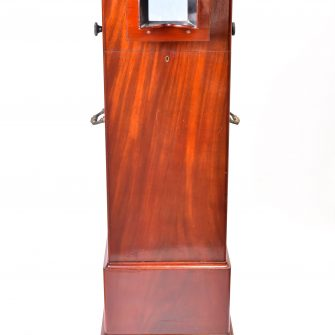 Exceptional and important floor standing stereo viewer for 9 x 12 Autochrome