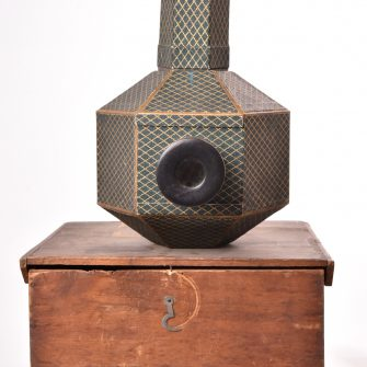 Lampascope hexagonal Alphonse Giroux