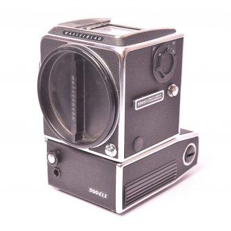 Appareil photo moyen format Hasselblad ELX.
