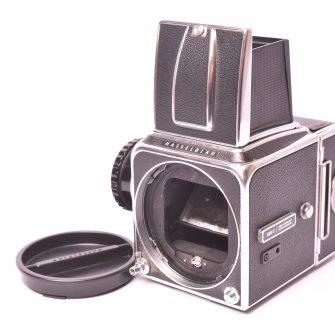 Appareil photo moyen format Hasselblad 500C.