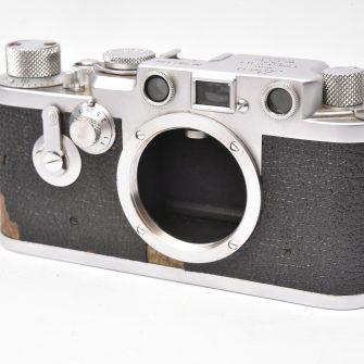 Appareil photo Leica IIIf. Boitier seul. #797486.