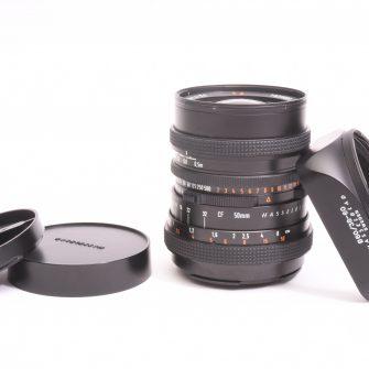 Carl Zeiss CF Distagon T* f/4 – 50mm lens pour Hasselblad.