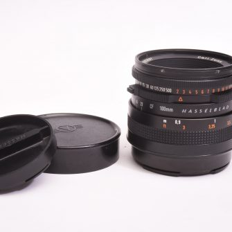Carl Zeiss CF Planar T* f/3.5 – 100mm pour Hasselblad.