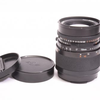 Carl Zeiss CF Sonnar T* f/4 – 150mm pour Hasselblad.