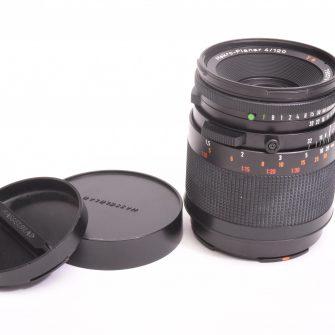 Carl Zeiss CF Makro-Planar T* f/4 – 120mm pour Hasselblad.