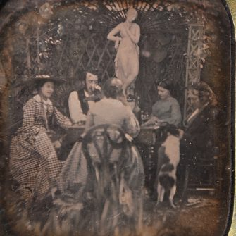 Daguerréotype Ca. 1850