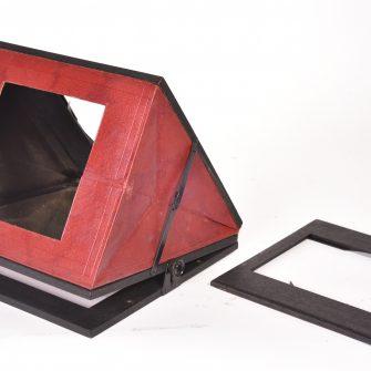Visionneuse pliante pour autochromes 13×18 et 9×12