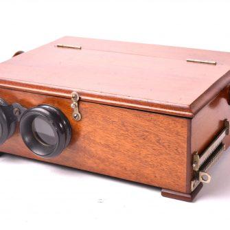 Rare Mattey Stéréoscope «Le Nain»