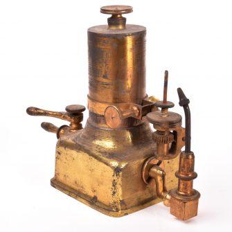 Carburateur oxy-éthérique saturateur de type Lawson