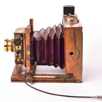 Chambre photographique 9×12 M. FETTER
