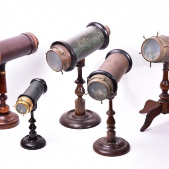 Ensemble de cinq Kaléidoscopes