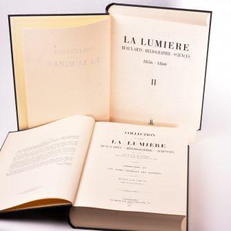 La Lumière (1851-1860)
