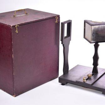 Stéréoscope de Charles Wheatstone