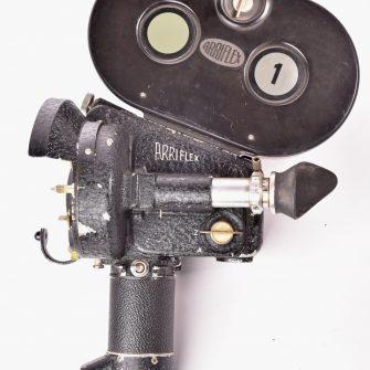 Cine caméra 35 mm Arriflex 1er type