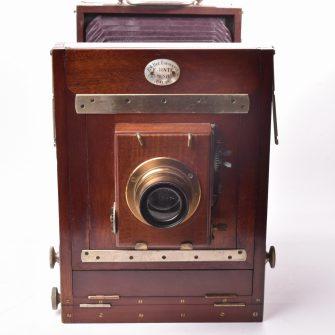 Chambre photographique Jonte 13 x 18 cm