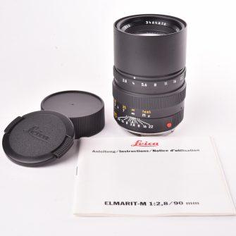 Leica Elmarit-M 90 mm F2.8  E46