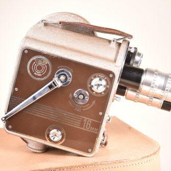 Ciné caméra ETM P 16 Modèle D