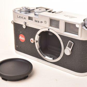 Appareil photo Leica M4-P. Boitier seul. #1642991