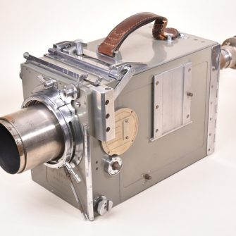 Debrie & Parvo Camera, L Model, 35mm, 1928