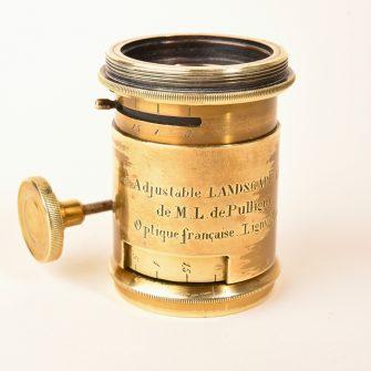 M.L. de Pulligny Adjustable Landscape Lens