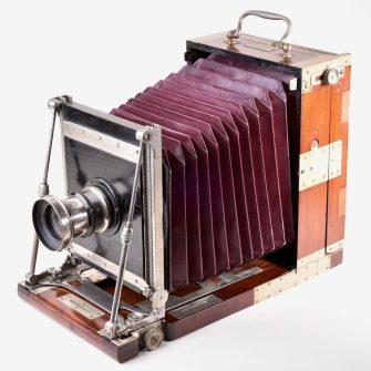 Chambre photographique « Jonte Touriste » N°8