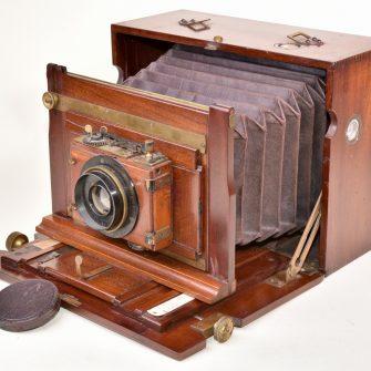 Chambre photographique coffret 13×18