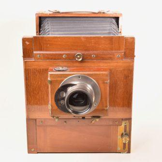 Chambre photographique Ernemann