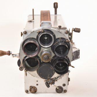 Camera 35 mm « Caméréclair » Système Mery