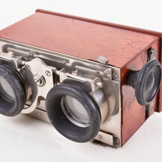 Jules Richard Stéréoscope pour Vérascope 45×107