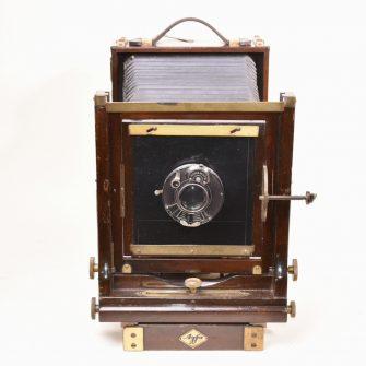 Chambre photographique Agfa Ansco Corporation