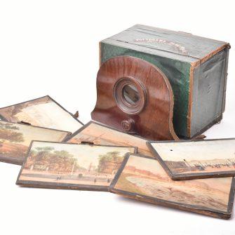 Polyorama Panoptique pour vues 9×14 cm.