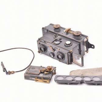 Vérascope 45×107 dos film Jules Richard
