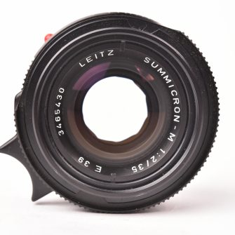 Leica Summicron-M 35 mm F2 E39