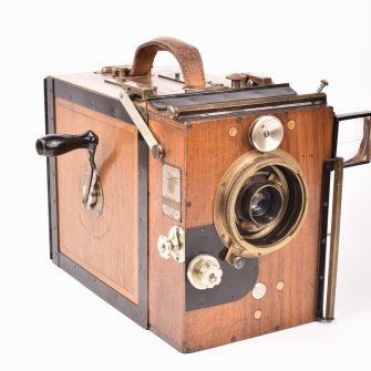 Caméra Debrie «Le Parvo» modèle P