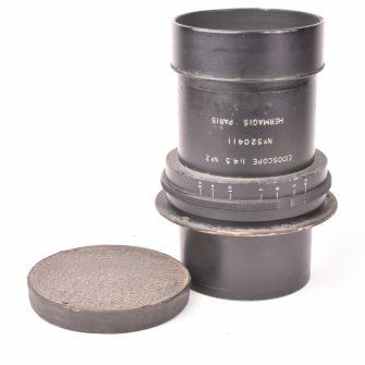 Objectif HERMAGIS Eidoscope n°2